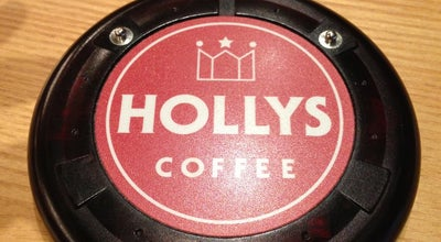 Photo of Coffee Shop HOLLYS COFFE at 남구 삼산중로 50, 울산광역시, South Korea