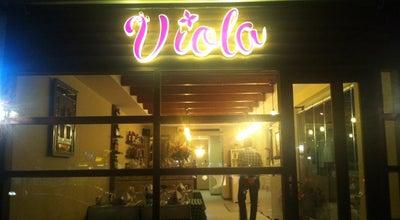 Photo of Italian Restaurant Viola İtalyan Rest at Ramazanoğlu Cd. 14/a, Seyhan 01130, Turkey