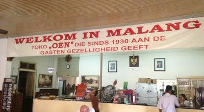Photo of Ice Cream Shop Toko Oen at Jl. Jenderal Basuki Rachmad No. 5, Malang, Indonesia