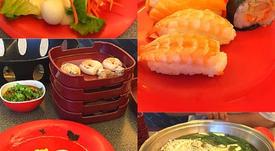 Photo of Asian Restaurant Hot Pot Inter Buffet (ฮอท พอท อินเตอร์ บุฟเฟต์) at Tesco Lotus Value Sattahip, Sattahip, Thailand