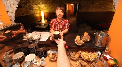 Photo of Coffee Shop Антикафе «Свободное время» at 1-я Линия В.о., 14, Санкт-Петербург, Russia