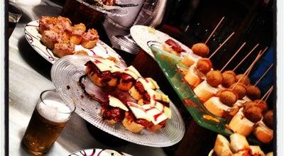 Photo of Tapas Restaurant Zuga at C. Cueva Goiko-lau, Bilbao, Spain