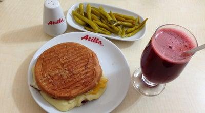 Photo of Sandwich Place Tostcu Atilla at Fatih Cad 17, Hatay, Turkey