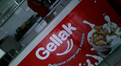 Photo of Dessert Shop Sorveteria Gellak at Av. Lassance Cunha, Sete Lagoas, Brazil