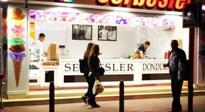 Photo of Ice Cream Shop Serbesler Dondurma&Tatlı at Tepecik Mahallesi, Kocaeli 41100, Turkey