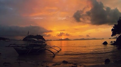 Photo of Beach Hidden Beach, El Nido Palawan at Philippines
