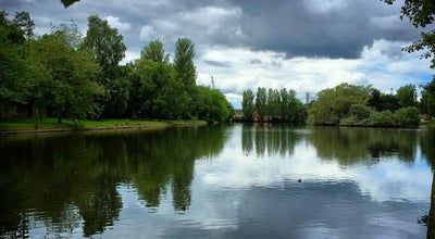 Photo of Lake Atlantic Pond at The Marina, Cork, Ireland