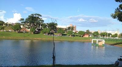 Photo of Lake Lago Aratimbó at Av Paraná, Aratimbó, Umuarama, Brazil