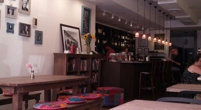 Photo of Persian Restaurant Cafe Nadery at 16 W 8th St, New York, NY 10011, United States