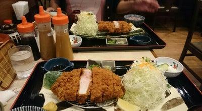 Photo of Japanese Restaurant カツ陣 津山店 at 河辺1155-16, 津山市, Japan