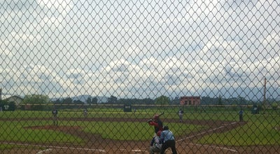 Photo of Baseball Field Diamante de Base Ball parque la Democracia at Guatemala