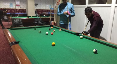 Photo of Pool Hall Platin cafe at Nursan İş Merkezi, Turkey