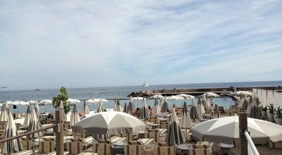 Photo of French Restaurant La Note Bleue at Avenue Princesse Grace, Monte-Carlo, Monaco, Monaco