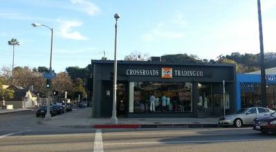 Photo of Clothing Store Crossroads Trading Co. at 12300 Ventura Blvd, Studio City, CA 91604, United States