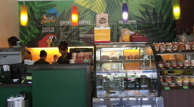 Photo of Coffee Shop Café Amazon (คาเฟ่ อเมซอน) at Ptt Nonthaburi-ringroad, Bang Yai 11140, Thailand