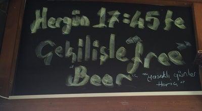 Photo of Pub Shamrock Irish Pub at Atatürk Cd. No.222 Alsancak, Konak, Turkey