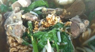 Photo of Ramen / Noodle House ราชาก๋วยเตี๋ยว (หมู,เนื้อตุ๋นยาจีน) at Si Maha Phot 25140, Thailand