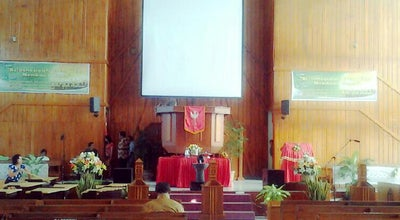 Photo of Church Gereja Koinonia at Jalan Jendral Sudirman, Kupang Indonesia, Indonesia