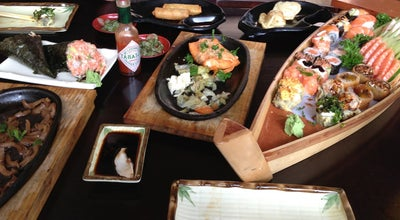 Photo of Japanese Restaurant Saori Sushi at R. Aristides De Jesus, Pindamonhangaba, Brazil
