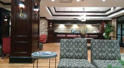 Photo of Hotel Hampton Inn Savannah-Historic District at 201 E Bay St, Savannah, GA 31401, United States