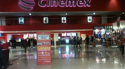 Photo of Movie Theater Cinemex Platino at Forum Coatzacoalcos, Coatzacoalcos 96400, Mexico