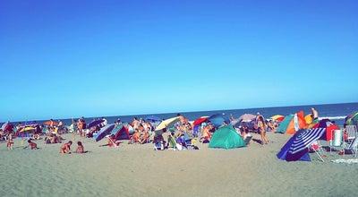 Photo of Beach Playa Villa Gesell at Villa Gesell, Argentina