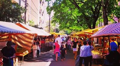 Photo of Farmers Market Feira Livre at R. Santos, S/nº, Londrina, Brazil