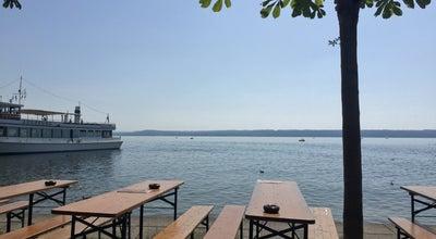 Photo of German Restaurant Gasthof Hotel Seehof (Biergarten) at Germany