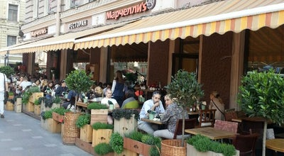 Photo of Italian Restaurant Марчеллис at Невский Просп., 43, Санкт-Петербург, Russia
