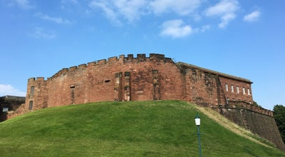 Photo of Historic Site Chester Castle: Agricola Tower and Castle Walls at Grosnever Street, Chester, United Kingdom