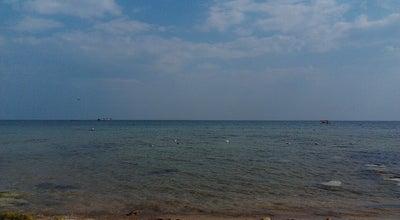 Photo of Beach Пляж с. Дружба at Ukraine