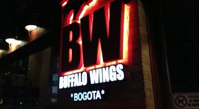 Photo of Wings Joint Buffalo Wings at Parque De La 93, Bogotá, Colombia