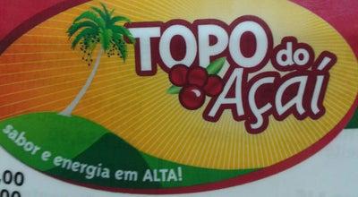 Photo of Brazilian Restaurant Topo do Açaí at Rua Francisco Inacio 606, Bebedouro 14701-140, Brazil