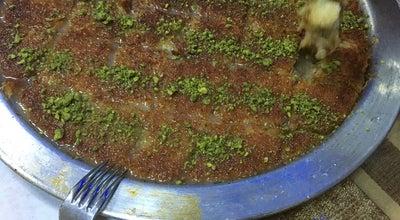 Photo of Dessert Shop Künefe Diyarı at Yavuz Selim İ.ö.o Yanı Eylül Sitesi Altı, SİVEREK 63600, Turkey