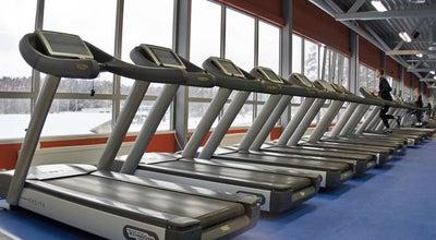 Photo of Gym / Fitness Center Atletika Fitness [Imanta] at Anniņmuižas Bulvāris 40a, Rīga LV-1069, Latvia