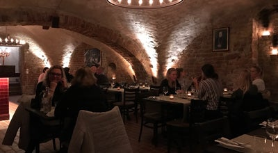 Photo of Italian Restaurant Restaurang Staket at 6 Stora Soedergatan, Lund 222 23, Sweden