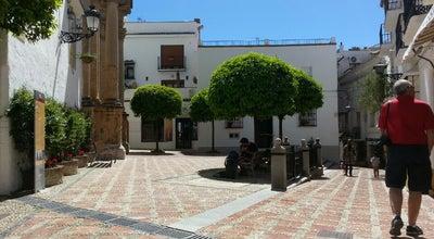 Photo of Plaza Plaza Altamirano at Marbella, Spain
