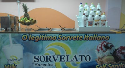 Photo of Ice Cream Shop Sorvelato at Av. Gov. Lindenberg, Linhares 29900-020, Brazil
