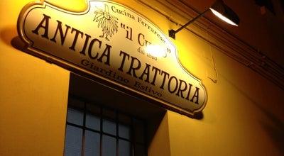 Photo of Italian Restaurant Il Cucco at Via Voltacasotto 3, Ferrara, Italy