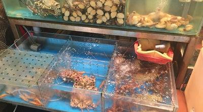Photo of Seafood Restaurant Tai Yuen Shark's Fin Seafood Restaurant 泰苑魚翅海鮮酒家 at G/f, 15 First Street, Sok Kwu Wan, Lamma Island, Hong Kong