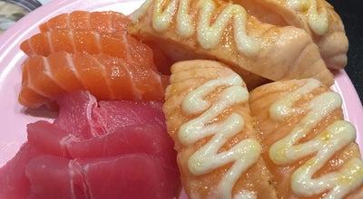 Photo of Sushi Restaurant 争鲜回转寿司 Sushi Express at 福田区福华路地下一层连城新天地商业街c23号, Shenzhen, Gu, China
