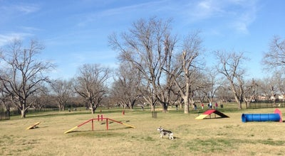 Photo of Park Bark Park at 151 S Holly St, Georgetown, TX 78626, United States