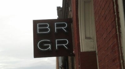 Photo of Burger Joint BRGR Bar at 5997 Penn Cir S, Pittsburgh, PA 15206, United States