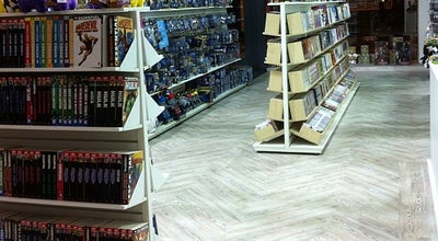 Photo of Bookstore Forbidden Planet at 6-8 The Headrow, Leeds LS1 6PT, United Kingdom