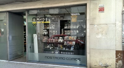Photo of Toy / Game Store Nostromo at Calle Zaragoza, 11, Sevilla 41001, Spain