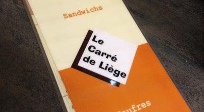 Photo of Donut Shop Le carré de Liège at 4 Rue Des Ponts, Nancy 54000, France