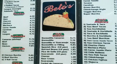 Photo of Mexican Restaurant Beto's Tacos at 2234 El Camino Ave, Sacramento, CA 95821, United States