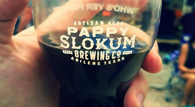 Photo of Brewery Pappy Slokum Brewing Co. at 409 S Treadaway Blvd, Abilene, TX 79602, United States