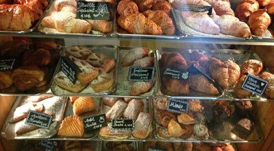 Photo of Bakery Croissanterie at Pannierstr. 56, Berlin 12045, Germany