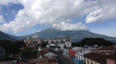 Photo of Cafe Café Sky at 1a Avenida Sur #15, La Antigua 03001, Guatemala